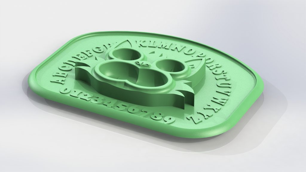 Children's Food Tray