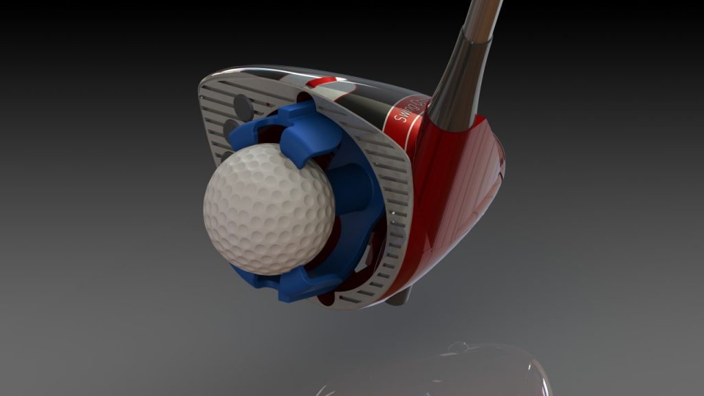Golf Swing Training Device
